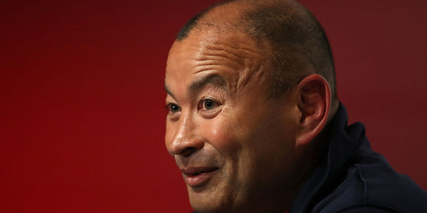 England head coach Eddie Jones faces the media during the England media conference held on June 13, 2016 in Melbourne, Australia. Photo / Getty Images