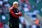 Wales head coach Warren Gatland. Photo / Getty Images