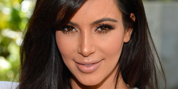 Television Personality Kim Kardashian. Photo / Getty Images