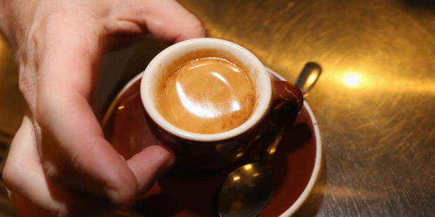 Loading This espresso won't give you cancer, according to WHO. Photo / Getty Images