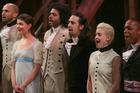 Hamilton won 11 awards of 16 nominations at the Tony Awards. Photo / Getty Images