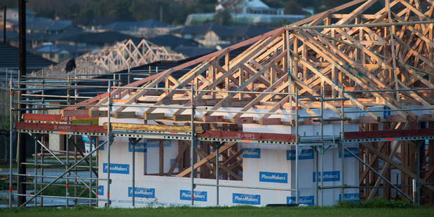 Across the programme, 20pc of the homes must be affordable housing and 20pc social housing. Photo / Getty Images