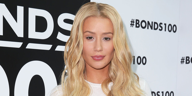 Iggy Azalea's about to become a regular on TV screens. Photo / Getty Images