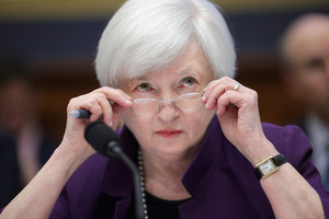 Federal Reserve Chair Janet Yellen. Photo / Getty Images