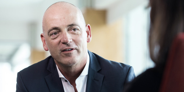 Fonterra Cooperative Group chief executive Theo Spierings. Photo / Getty Images