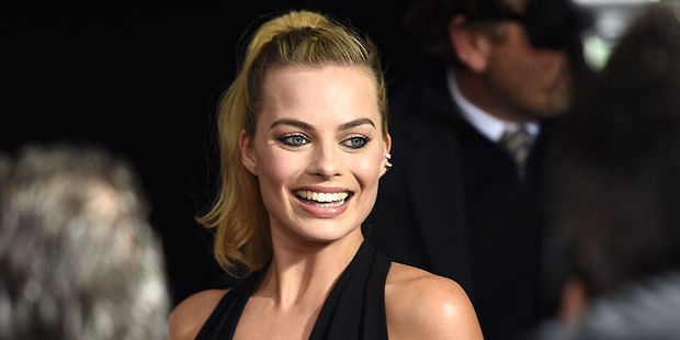 Actress Margot Robbie thought Prince Harry was Ed Sheeran. Photo / Getty Images