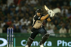 Ross Taylor in action for the Black Caps at the ICC T20 World Cup in India earlier this year. Photo / Getty Images
