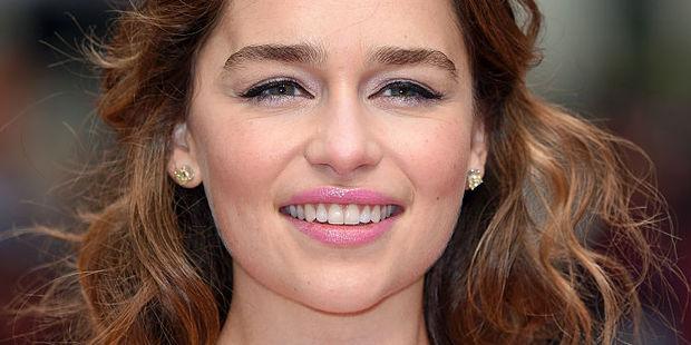 Emilia Clarke. Photo / Getty Images