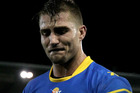 Kieran Foran of the Eels had confided in friends that his rugby league career may be over. Photo/Getty.