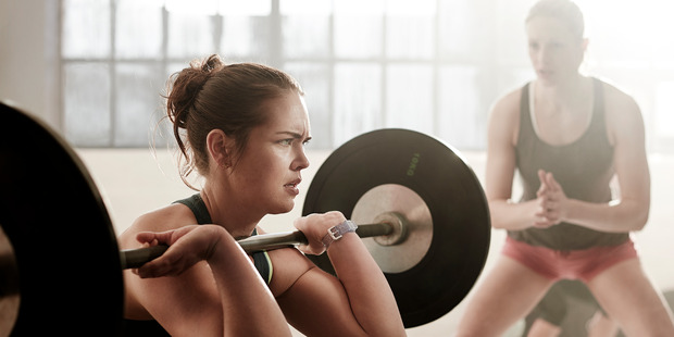 Wondering why nothing's changing, even though you're still working out? Photo / Getty