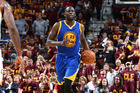 Draymond Green of the Golden State Warriors. Photo / Getty Images