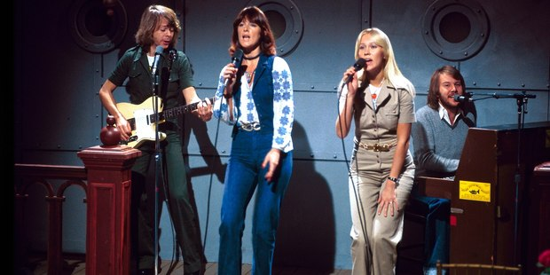 Abba: 'Gimme Gimme Gimme a man after midnight, take me to the doctors at the break of the day'.