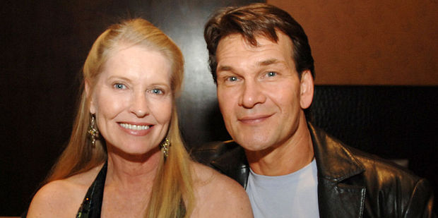 Lisa Niemi is denying claims that she abused Patrick Swayze during their marriage. Photo / Getty Images