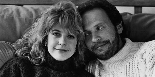 I spent many late nights watching  When Harry Met Sally  on repeat, hoping someday my best friend would fall in love with me. Photo / Getty