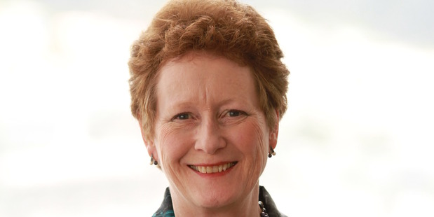 Callaghan Innovation chief executive Dr Mary Quin.
