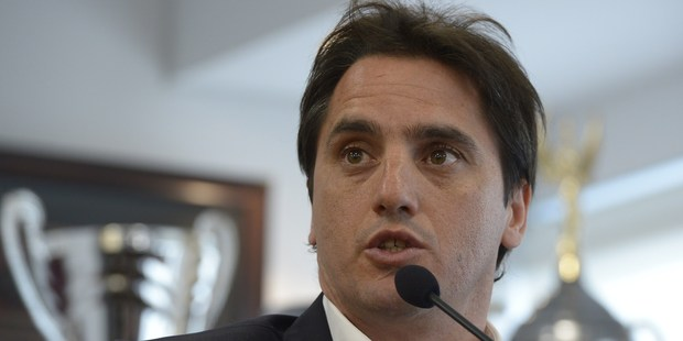 World Rugby vice-chairman Agustin Pichot. Photo / Getty