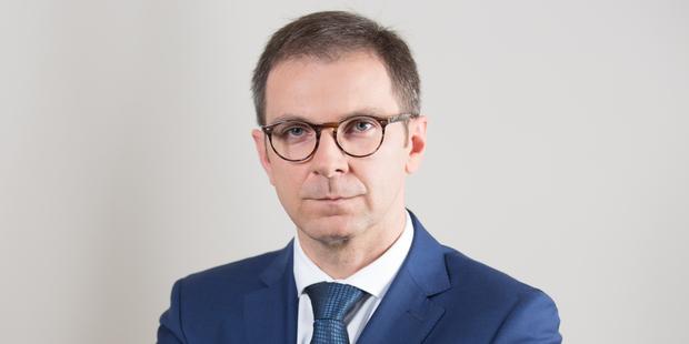 Polish ambassador to New Zealand Zbigniew Gniatkowski.