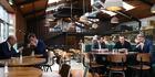 Cafe L'affare. Photo / Doug Sherring