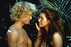 Christopher Atkins and Brooke Shields spend much of the 1980s cult classic The Blue Lagoon scantily clad.