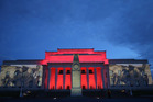 Auckland War Memorial Museum. Photo / Getty Images