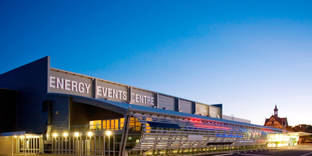 Rotorua Energy Events Centre. PHOTO/SUPPLIED
