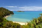 Abel Tasman national park, south island. Photo / 123RF