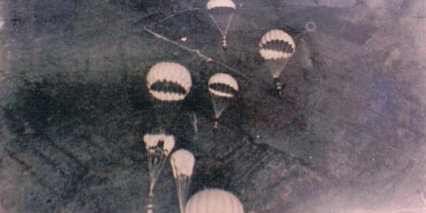 ZSU soldiers parachuted into Borneo to train the natives and gather critical intelligence to be used in sabotage raids against the Japanese. Photo / Supplied