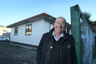 Te Tuinga Whanau Support Services director Tommy Wilson today announced a rent-free building that can house of to three families to help ease Tauranga's homeless issue. Photo/John Borren