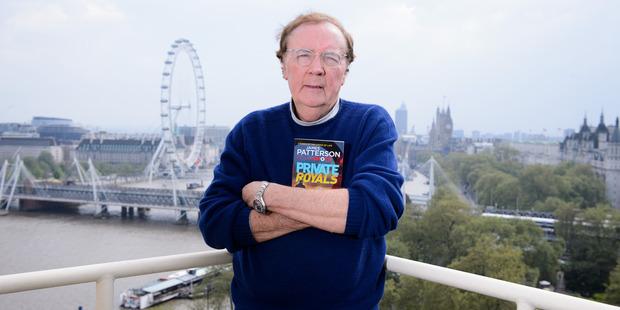 James Patterson has launched BookShots.