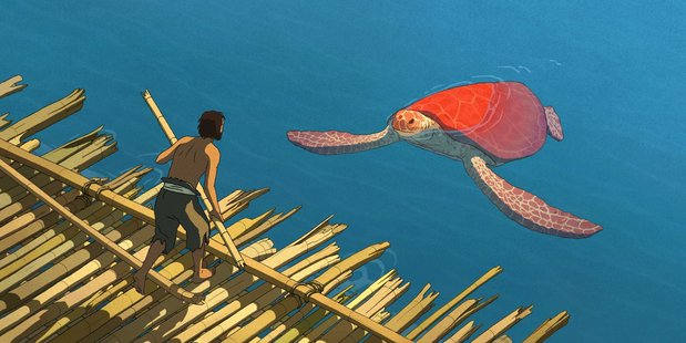 The Red Turtle (Supplied)