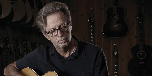Eric Clapton may be forced to give up touring, due to severe pain. Photo / Supplied