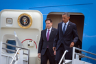 Obama consoles Orlando survivors