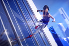 A scene from the video game, Mirror's Edge Catalyst. Photo / AP