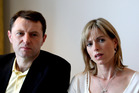Gerry and Kate McCann. Photo / AP