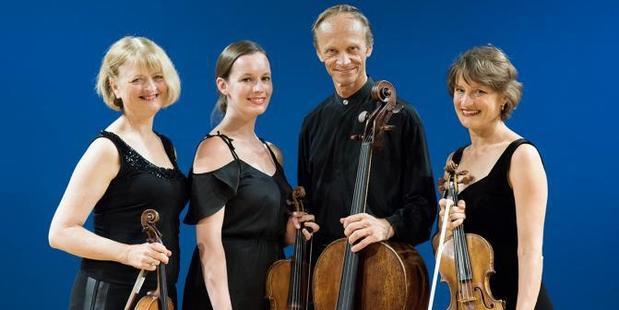 New Zealand String Quartet.