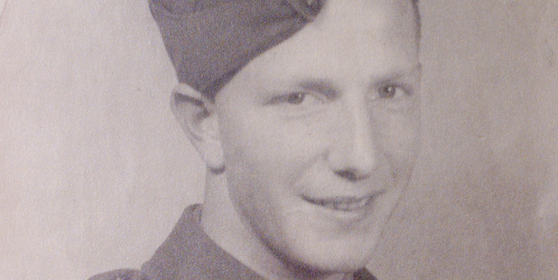 Kiwi Frank Wigzell lied about his age to join the war effort. Picture / Supplied