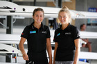 Julia Edward and Sophie Mackenzie, the current world champions, will take part in the Lightweight Double Scull. Photo/File