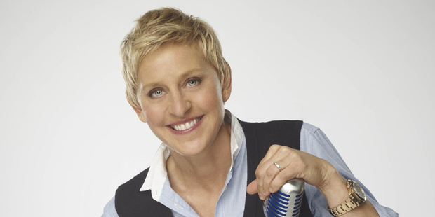 Ellen Degeneres voices Dory in the new Disney Pixar movie, Finding Dory.