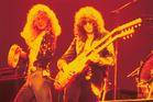 Led Zeppelin in their prime. Photo / Neil Zlozower.