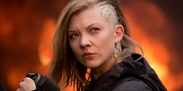 Game of Thrones actress Natalie Dormer starred in The Hunger Games Mockingjay Part 1 and Part 2.