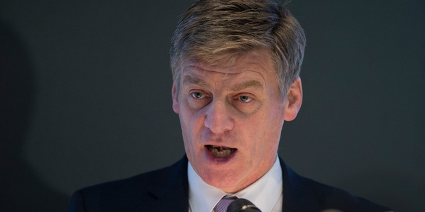 Bill English maintains the law change is unaffordable. Photo / File