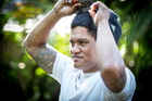 Teina Pora is set to receive compensation for the time he spent in prison for a crime he didn't commit. Photo / Michael Craig