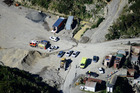 The employers of a man killed at Oropi Quarries (pictured) have been fined more than $100k. Photo/George Novak