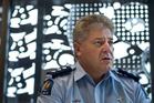 Rotorua police area commander Inspector Bruce Horne. Photo/File