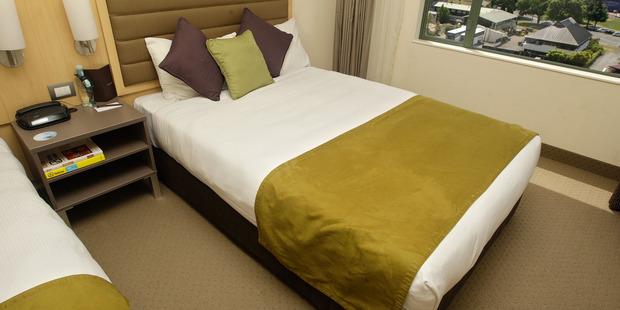 Rotorua hotels had a great 2015.  Photo/File