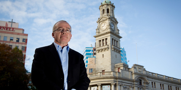 "Stephen Town, chief executive of Auckland Council, says the council has to ""work harder"". Photo / Sarah Ivey"