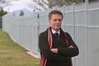 Rotorua Lakes High School principal Bruce Walker. Photo / Stephen Parker
