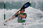 New Zealand's Mike Dawson, who is heading to the Rio Olympics, will among the competitors at November's inaugural WhitewaterXL in Auckland. Photo/ New Zealand Herald