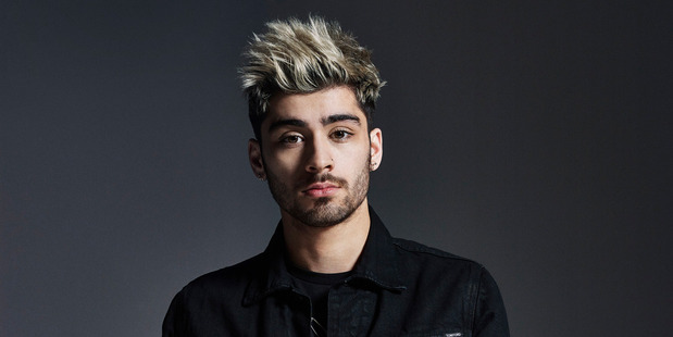Zayn Malik had to cancel a show due to overwhelming anxiety. Photo / Supplied