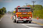 Two fire crews were in attendance in Ellerslie. Photo / File